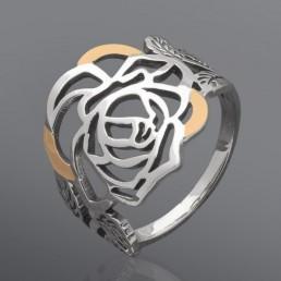 """Женское кольцо """"Розалия"""""""