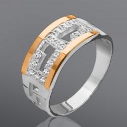 """Женское кольцо """"Троя"""""""