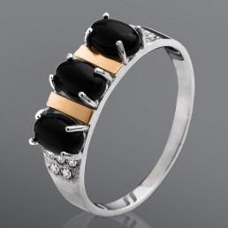 """Женское кольцо """"Трио"""""""